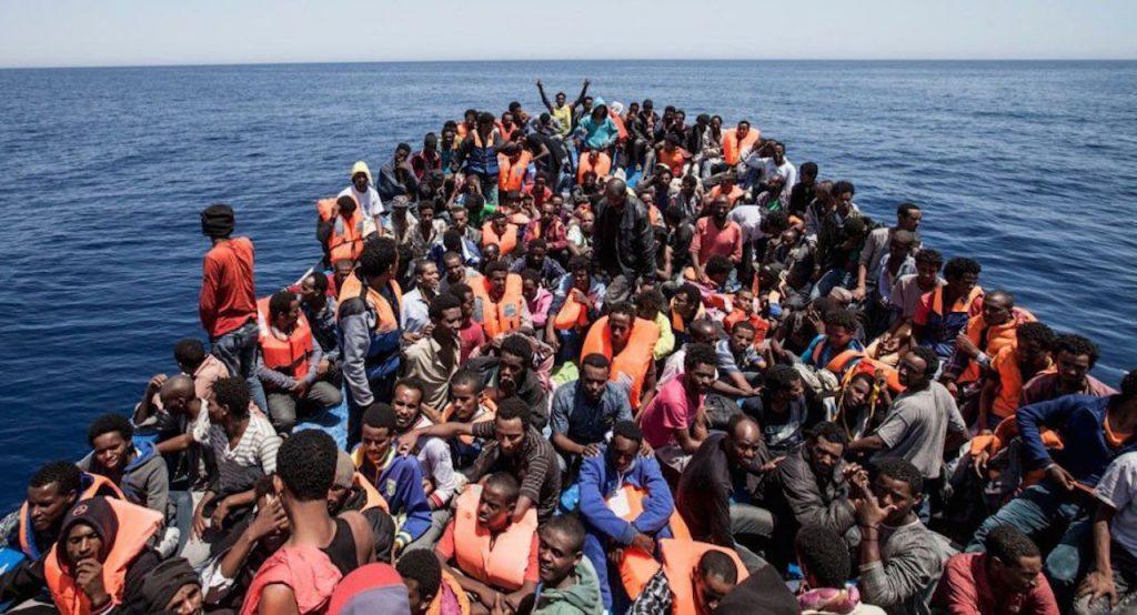 nigerians-crossing-medditerranean-sea