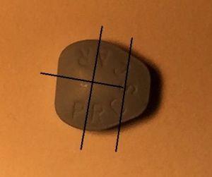 pastilla finasteride