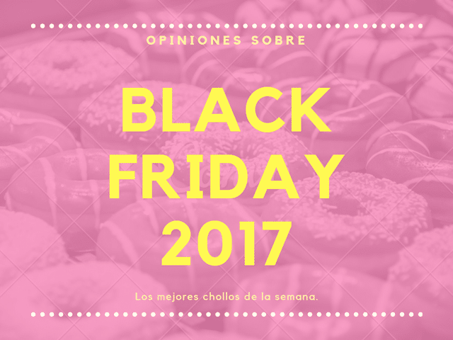 Semana Black Friday 2017