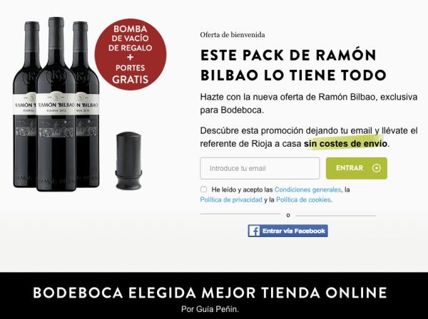 comprar vino online en bodeboca