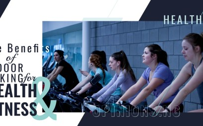 Indoor biking for health and fitness