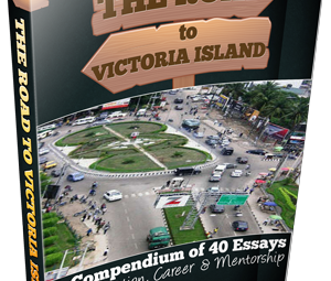 The Road to Victoria Island ebook-cover