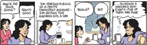 blog hits cartoon