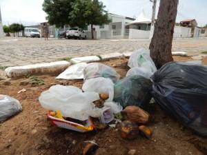 20160125153312-300x225 Mato, lixo e esgotos a céu aberto mostram descaso da Gestão do Prefeito Junior Nobrega no município da Prata, no Cariri