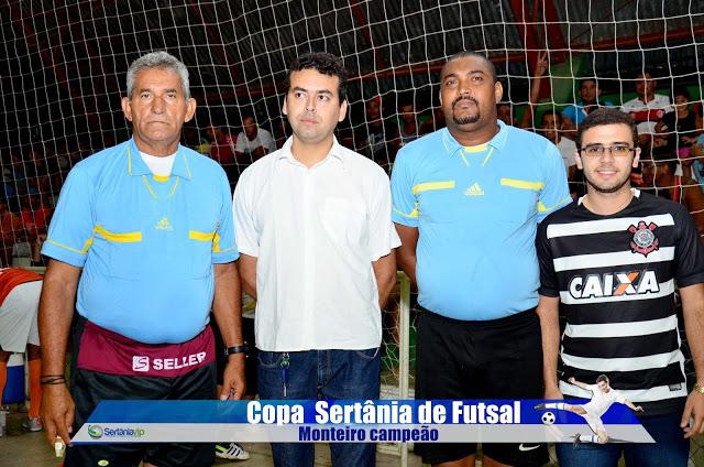 VIP_9172 Monteirense é campeão da Copa Sertânia de Futsal