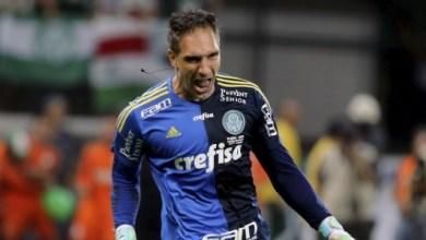 Prass se coloca à disposição para ser 1º cobrador de pênaltis do Palmeiras 1