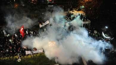 Polícia invade jornal turco em Istambul 3