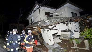 Terremoto paralisa indústrias no sul do Japão, mas sem causar grandes danos 3