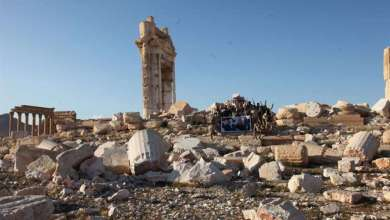 Vala com 40 corpos decapitados pelo EI é achada em Palmira 6