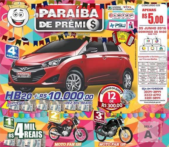 13343061_280149772328606_8165198905699870001_n Confira os Ganhadores do Paraíba de Prêmios da semana