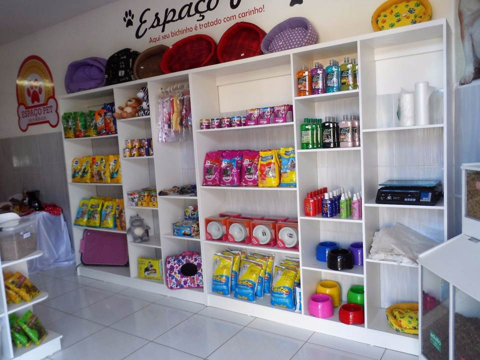 """Espaço-pet.03 Foi inaugurado o mais novo Pet Shop em Monteiro """"Espaço Pet"""""""