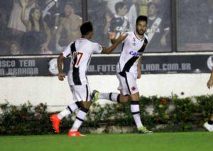 5786fc0c10124-300x214 Vasco leva gol relâmpago e só empata com Santa Cruz no fim