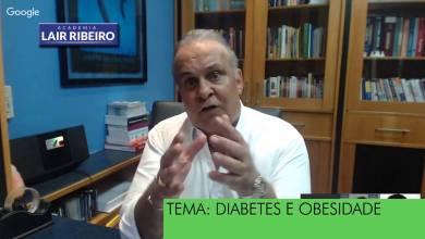 Diabetes e Obesidade com Dr. Lair Ribeiro 2