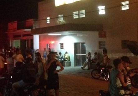 hospital_sb_2 Vigilante é baleado durante assalto e fica gravemente ferido em Taperoá