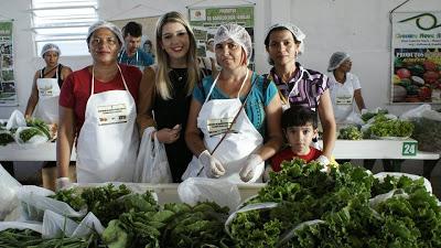 sim Vereadora parabeniza agricultores do município pela passagem do seu dia