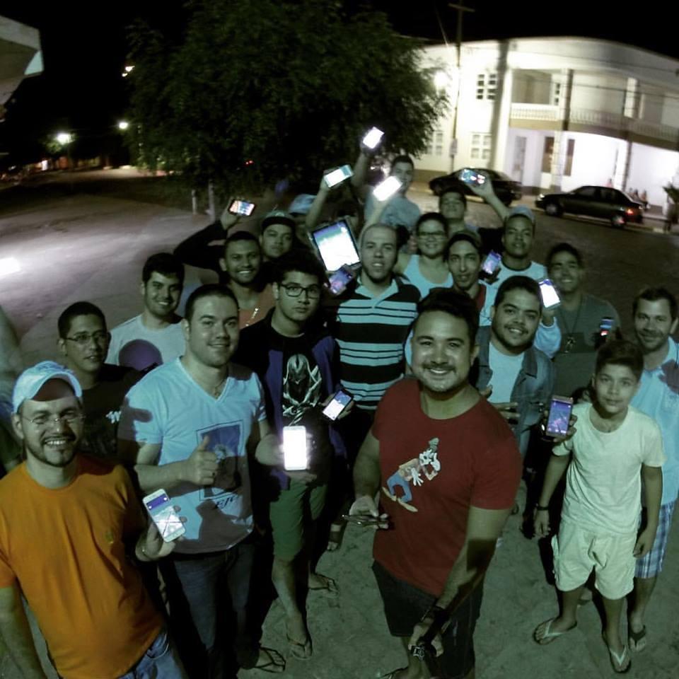 13886911_1146080162139594_1616369713447990751_n 'Pokémon Go': caçadores invadem as ruas e praças de Monteiro