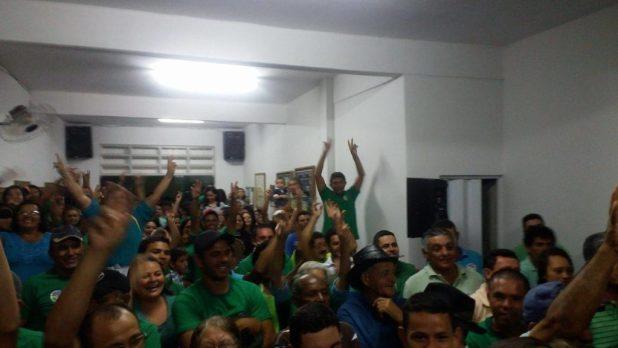 13918902_10207451683353388_1581400289_o-1024x576 PTdoB realiza convenção na Prata e lança Felizardo prefeito e Café para vice.