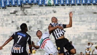 Botafogo-PB empata com o River-PI por 2 a 2 no Estádio Albertão em Teresina 4