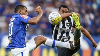 Botafogo bate o Cruzeiro e emenda terceira vitória 3