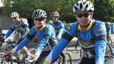 Fotos do Passeio Ciclístico realizado pela Paróquia de Nossa Senhora das Dores de Monteiro 3