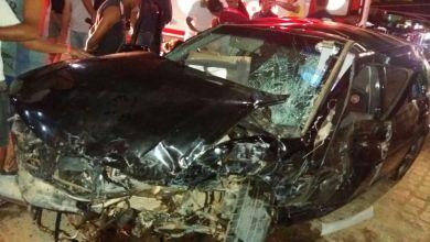 Exclusivo: Motorista perde controle e colide com outro veículono centro de Monteiro 7