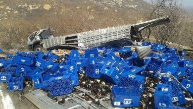 Acidente ocorrido nesta madrugada na Serra de Teixeira deixa uma vítima fatal 2