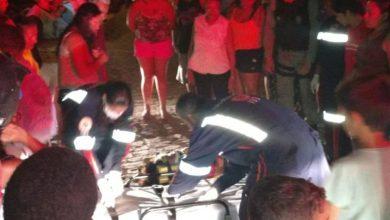 Estudante é atropelada em Sumé 5