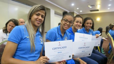 Começou a Copa do Mundo Feminina Sub-20 6