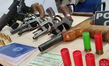 Integrantes de grupo de extermínio são presos na PB com lista para matar 15 pessoas em PE 6
