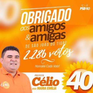 celio-barbosa-300x300 Célio Barbosa será diplomado no dia 16 de dezembro em Monteiro