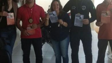 """Delegacia da Mulher de Monteiro participa de evento internacional """"16 dias de ativismo pelo fim da violência contra a mulher"""" 8"""