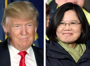 Trump fala com taiwanesa, o que pode gerar conflito com a China, diz jornal 4