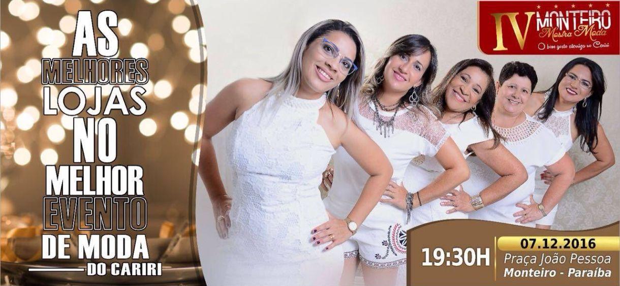 Monteiro-mostra-moda-1 É Hoje 4º Monteiro Mostra Moda