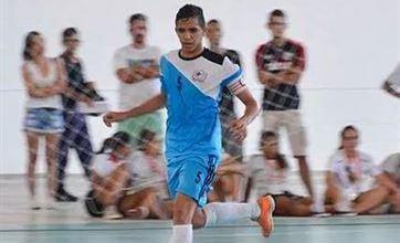 Estudante de Campina Grande é convocado para Seleção Brasileira de Futsal 3