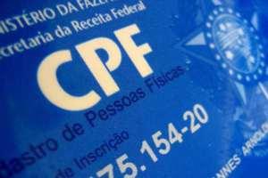 CPF População pode atualizar CPF pela internet a partir desta segunda-feira