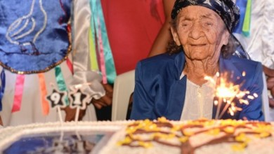 Zabé da Loca completa 93 anos e recebe os parabéns da prefeita de Monteiro 5