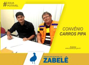 zabele-300x220 Prefeito Dalyson Neves assina convênio e garante abastecimento de água potável em Zabelê