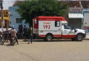 ACIDENTE-EM-mONTEIRO-300x205 Três ficam feridos após colisão entre duas motos em Monteiro