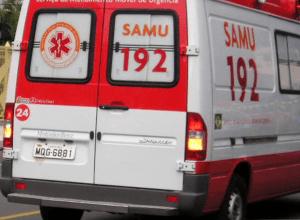 SAMU-2-300x220 Criança de 2 anos morre afogada dentro de balde na Paraíba