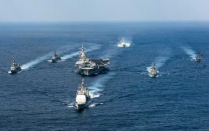 Mídia estatal da Coreia do Norte alerta para ataque nuclear contra EUA 7