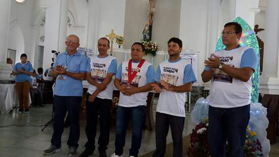 Terço dos Homens Comemora 12 Anos em Monteiro 2