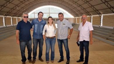 Monteiro recebe nesta sexta-feira o moderno Ginásio Poliesportivo O Chicão 3