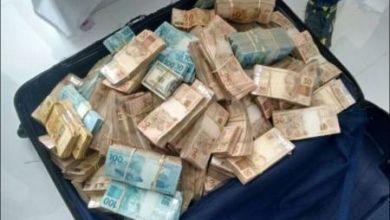 Rocha Loures entrega mala com R$ 500 mil na sede da Polícia Federal em São Paulo 5