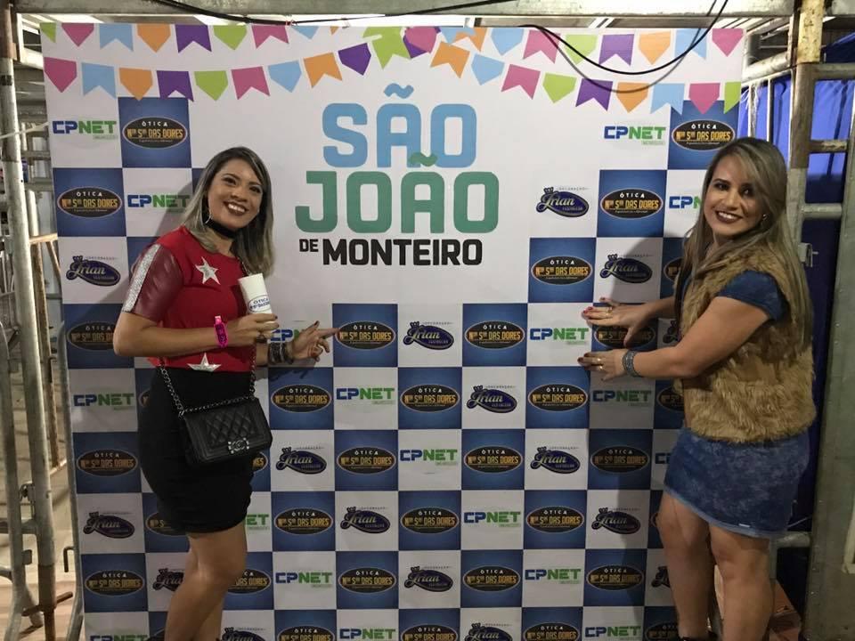 00202 Camarote CPNet Sucesso do São João de Monteiro 2017