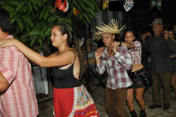 OPIPOCO mostra como foi a Segunda noite do festival de quadrilhas em Monteiro. Confira Imagens 4