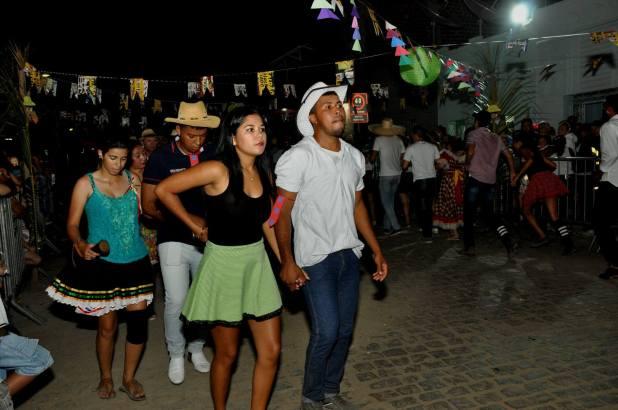 OPIPOCO mostra como foi a primeira noite do festival de quadrilhas em Monteiro. Confira Imagens 20