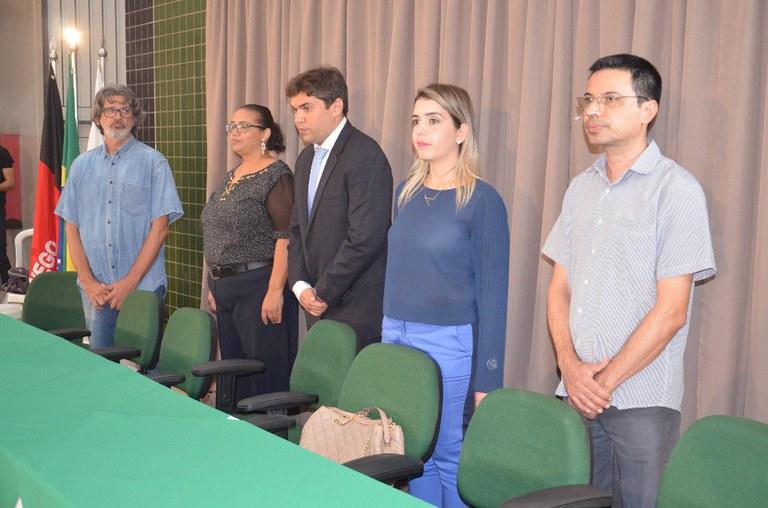 Prefeita de Monteiro participa da Terceira Semana de Popularização da Ciência no Semiárido do IFPB 2