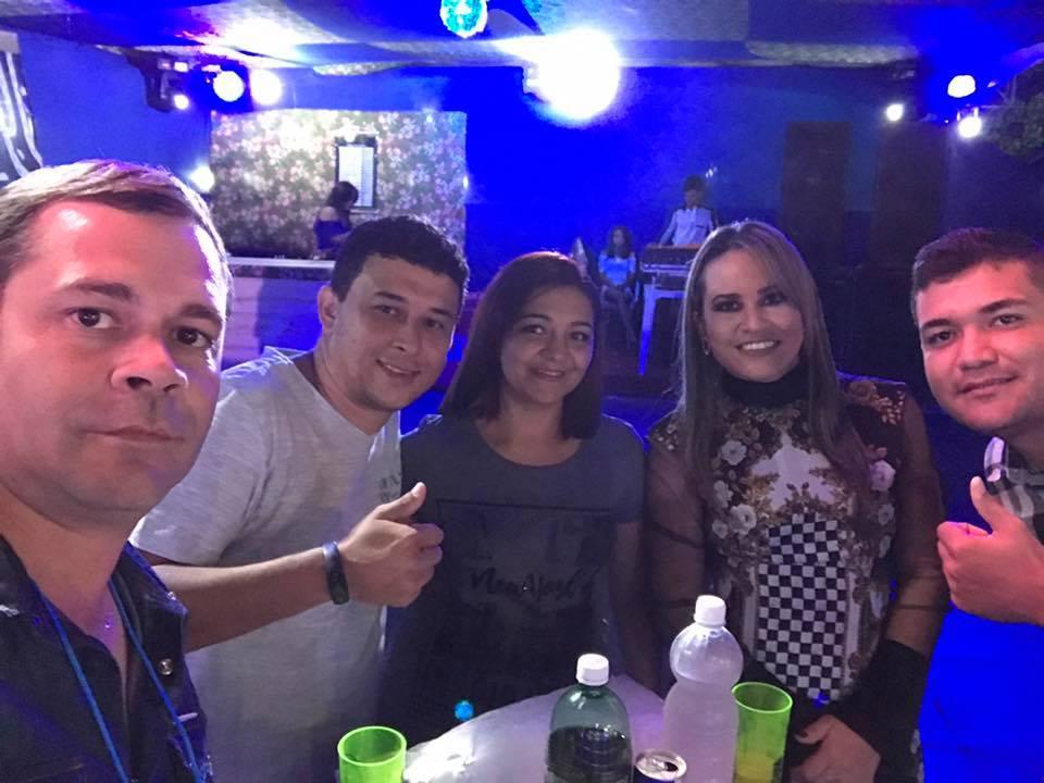 IRANDIR-CPNET Camarote CPNet Sucesso do São João de Monteiro 2017