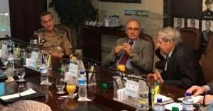 QUARTÉIS EM EBULIÇÃO: Generais se reúnem para discutir crise política e econômica no Brasil 1