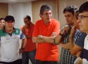 Ricardo, Cássio e Duda Mendonça já estiveram de mãos dadas para conquistar o poder 1